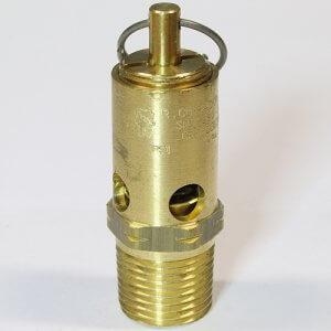 Conon Motor 1/2″ Compressor Pressure Safety Relief Valve 10 bar/11 bar/15 bar
